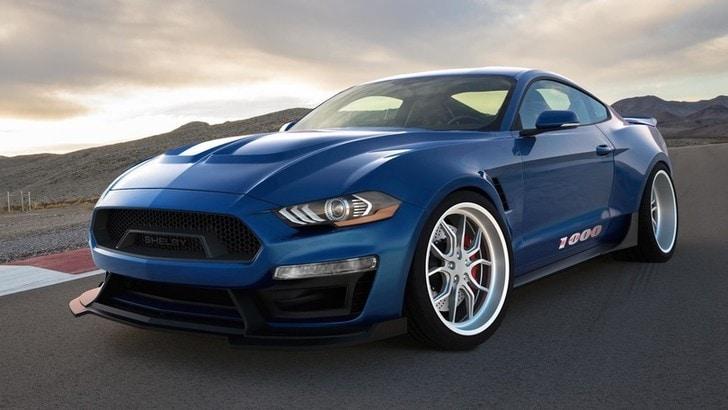 Shelby 1000, il ritorno della Mustang da 1000 cavalli
