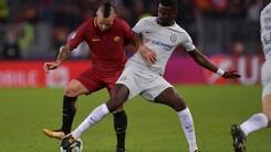 Roma, Nainggolan: «Andremo lontano in Champions»
