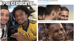 Juventus, Cuadrado terzino e Pjaca vice Higuain: ecco cosa pensano i tifosi