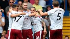 Premier League, vola il Burnley: ora è quarto