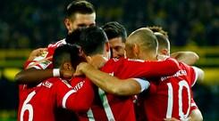 Bundesliga, super Bayern a Dortmund: Borussia ko 3-1