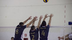 Volley: A2 Maschile, Girone Blu: Ortona batte il Club Italia al quinto