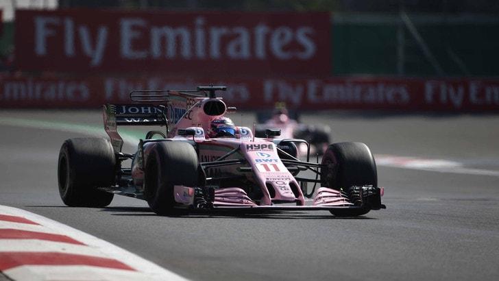 F1: Force India, pronti a rischiare