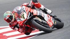 SBK Ducati, Davies: «Secondo nel mondiale, sono contento»
