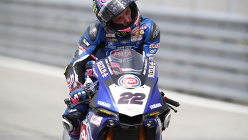 SBK Pata Yamaha, Lowes: «Podio fantastico»