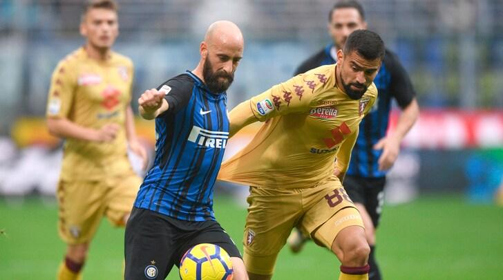Grande Toro a San Siro! Mette paura all'Inter: 1-1