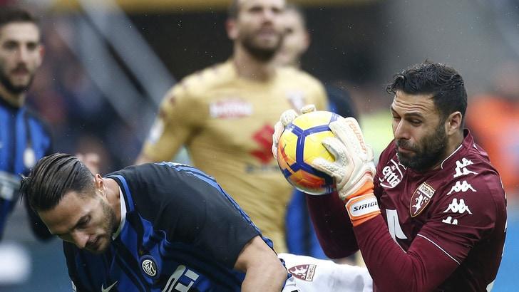 Serie A Inter-Torino 1-1, il tabellino
