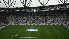 Juventus, la coreografia per i 120 anni