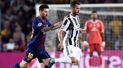 Juventus, con il Barcellona è già febbre da Champions: lo Stadium è esaurito