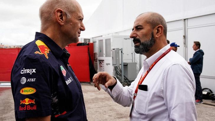 F1, Newey: «Alonso è stato vicinissimo alla Red Bull »