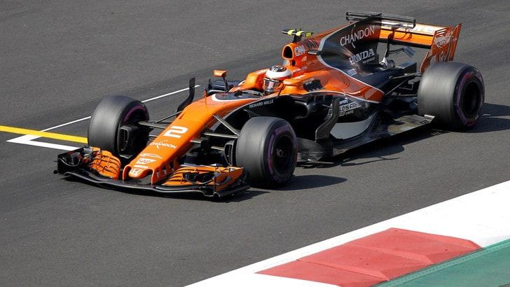 F1, McLaren: nel 2018 Lando Norris pilota di riserva