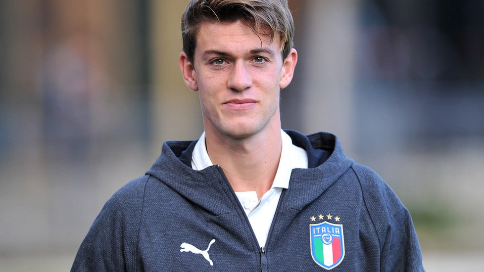 Daniele Rugani (Juventus), difensore.