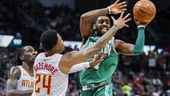 Irving stende Atlanta, Golden State vince con la difesa