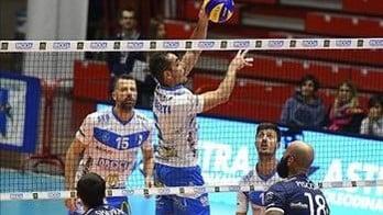 Volley: A2 Maschile, Girone Blu Brescia-Bergamo apre la 10a