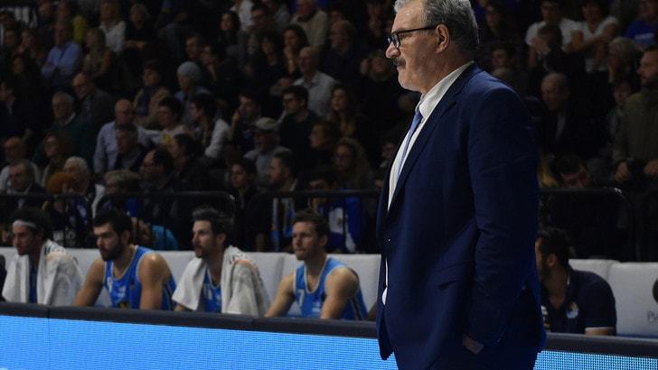 Italbasket, i 16 convocati al raduno di Torino