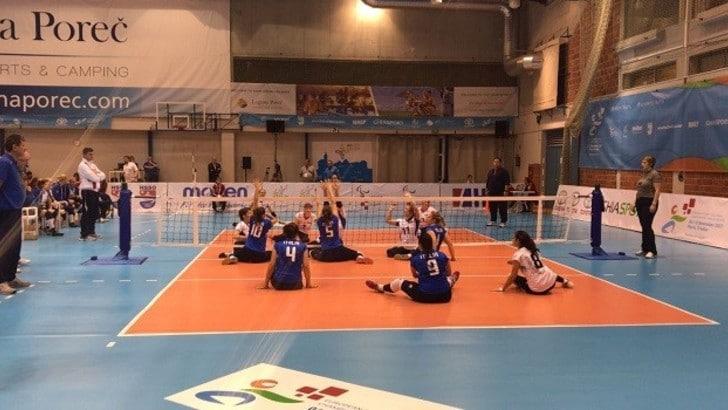 Sitting Volley: secondo ko europeo per l'Italia per mano della Russia