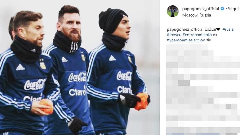"""L'attaccante della Juventus e quello dell'Atalanta sono compagni di stanza a Mosca in vista dell'amichevole dell'11 novembre contro la nazionale russa: c'è feeling tra i due argentini che scherzano su Instagram sulla """"coppia devastante"""" che formano insieme"""