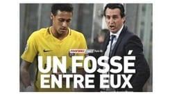 Paris Saint Germain, Neymar e Emery separati in casa: «C'è un abisso tra di loro»