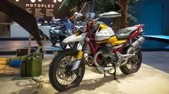 Moto Guzzi: ecco la crossover media italiana