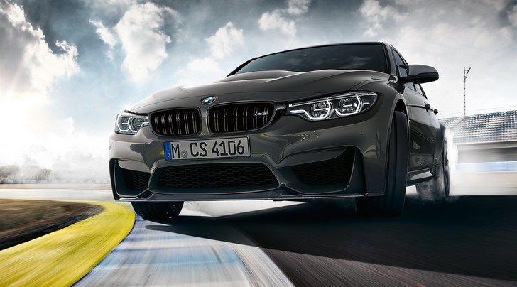BMW M3 CS, tuono bavarese da 460 cavalli