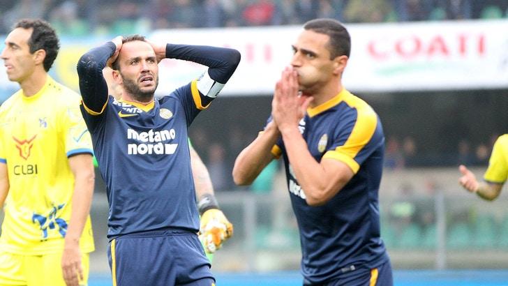 Serie A Verona, personalizzato per Romulo. Kean a parte