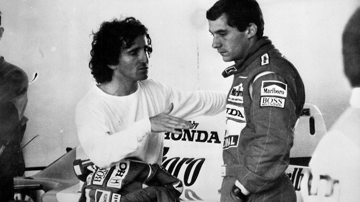 F1, a Rio de Janeiro debutta il musical su Senna