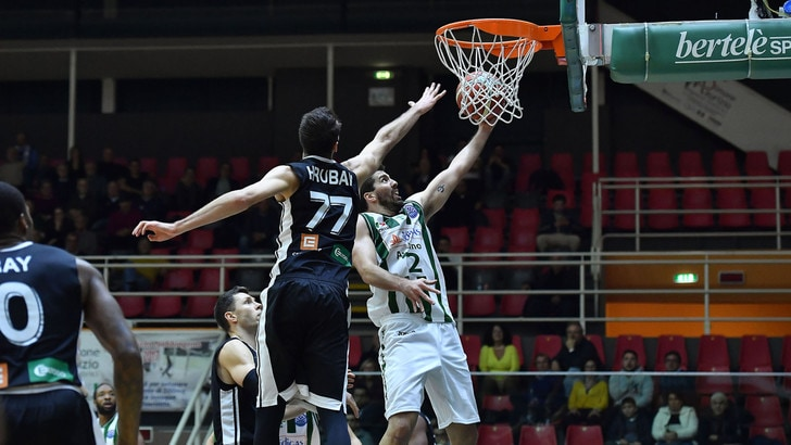 Champions League, Avellino supera largamente Nymburk