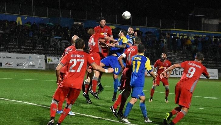 Serie C Alessandria, poker contro l'Olbia