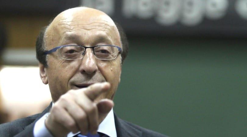 Moggi: «La Juventus ha già chiuso un colpo»
