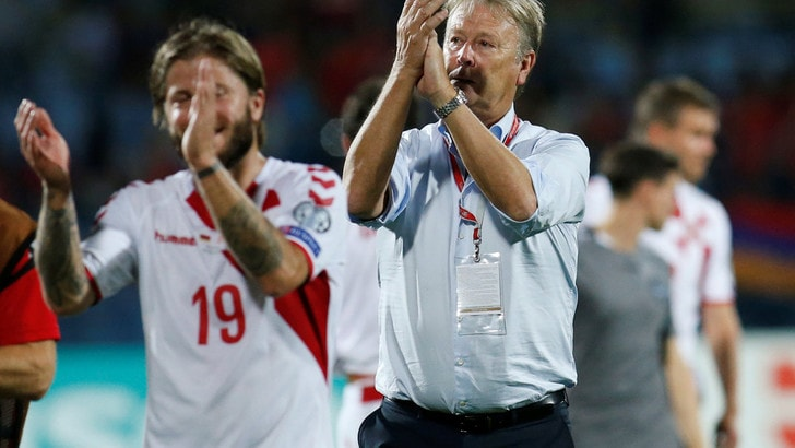 Mondiali 2018: Danimarca-Irlanda, avanti i biancorossi