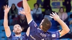 Volley: A2 Maschile, le capolista dei due gironi in campo domani sera