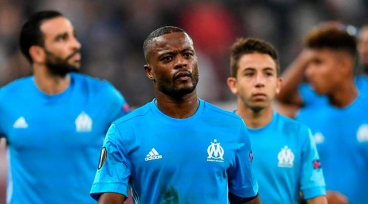 Evra squalificato dalla Uefa fino a giugno 2018: rescisso il contratto con il Marsiglia