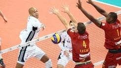 Volley: Superlega, nell'anticipo Milano batte Vibo e torna alla vittoria dopo quattro turni