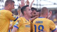 Serie B, Frosinone-Avellino in diretta dalle 20.30: le probabili formazioni