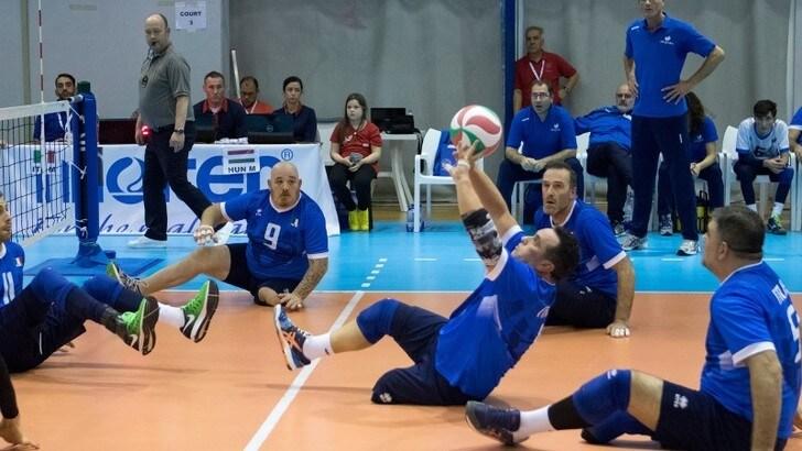 Sitting Volley: l'Italia perde con la Turchia e chiude al 12° posto