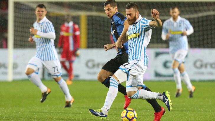Serie A Spal, per Antenucci lesione al polpaccio