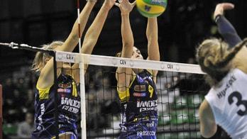 Volley: Champions Femminile, tutto facile per Conegliano nel ritorno con lo Sliedrecht
