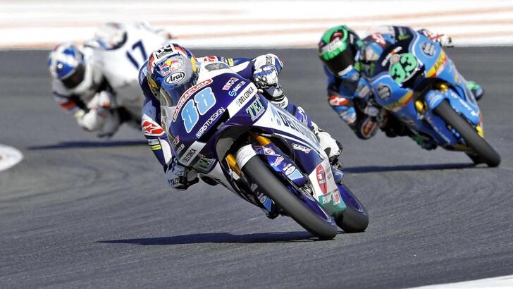 Moto3, Gp Valencia: trionfa Martin, quarto Fenati
