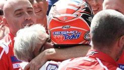 MotoGp Ducati, Dell'Igna: «Ce l'abbiamo messa tutta, grande crescita»