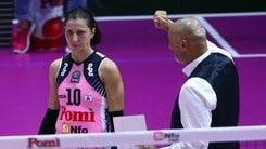Volley: A1 Femminile, Scandicci suona la quinta, per Casalmaggiore è crisi
