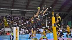 Volley: Champions League, Perugia contro lo Shakhtior firma l'11a vittoria consecutiva