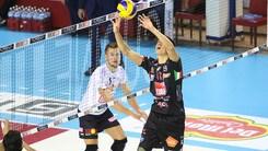 Volley: Superlega, Modena torna in testa, la Lube passeggia