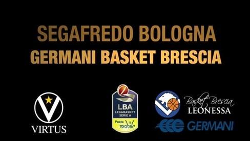 Segafredo Bologna-Germani Brescia