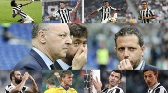 Juventus,solito sacrificio estivo o svolta epocale? Ecco gli indiziati
