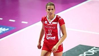 Volley: A1 Femminile, Filottrano in palestra con Giulia Pisani
