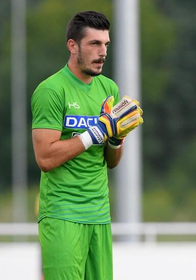 Simone Scuffet (Udinese), portiere.