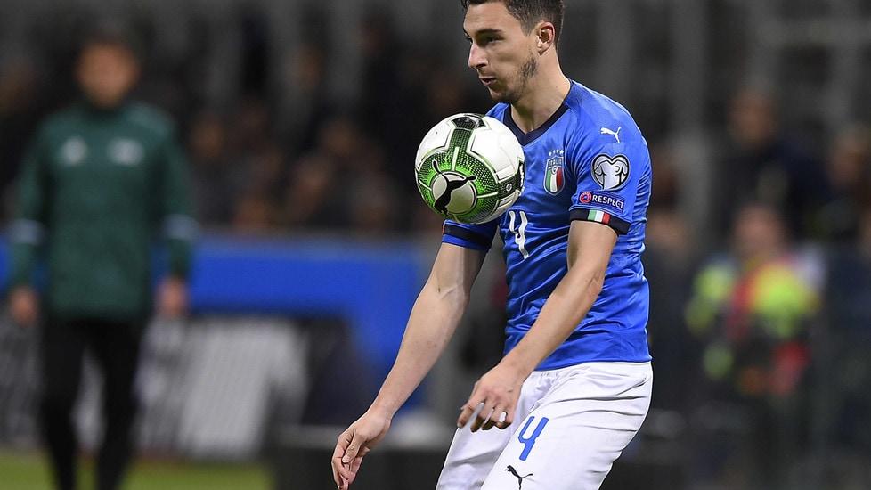 Matteo Darmian (Manchester United), esterno.