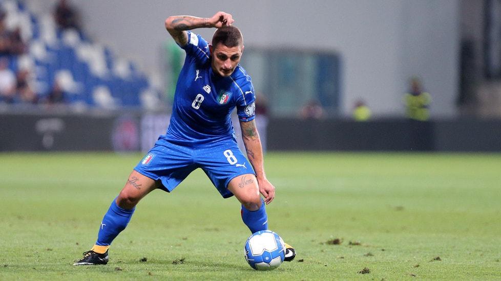 Marco Verratti (Psg), centrocampista.