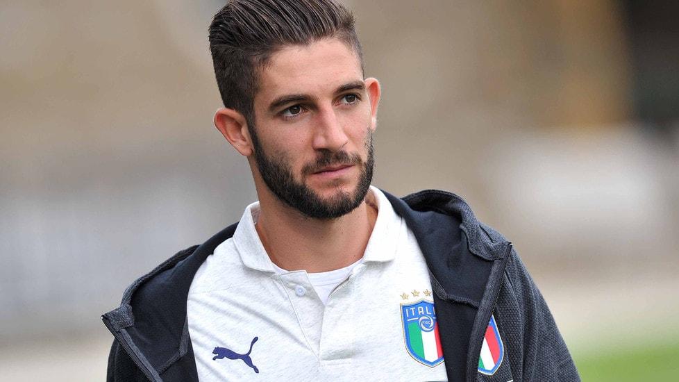 Roberto Gagliardini (Inter), centrocampista.