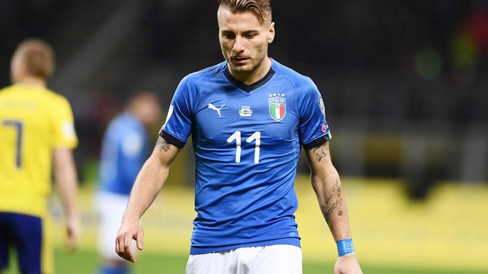 Ciro Immobile (Lazio), attaccante.